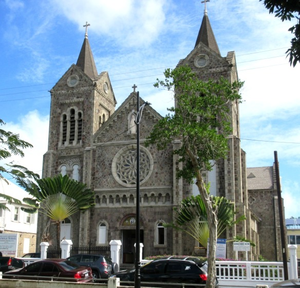 St. Kitts Cathedral